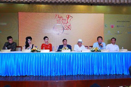 'Nu hoang sac dep' Ngoc Duyen lan dau tham du 'Duyen dang Viet Nam' - Anh 3