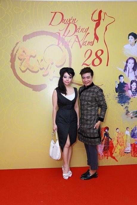 'Nu hoang sac dep' Ngoc Duyen lan dau tham du 'Duyen dang Viet Nam' - Anh 4