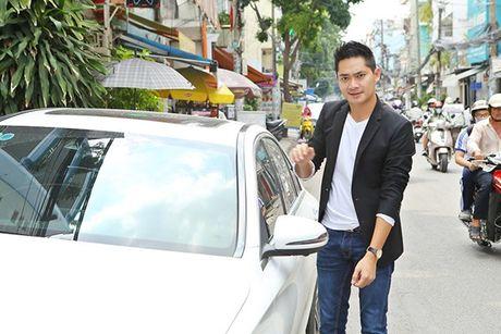 Minh Luan: 'Khong co chuyen toi va Ninh Duong Lan Ngoc chia tay' - Anh 1