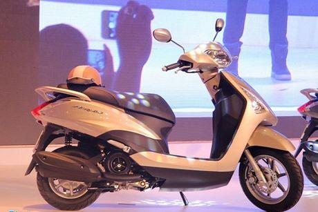 Thu hoi 31.650 xe may Yamaha loi - Anh 1