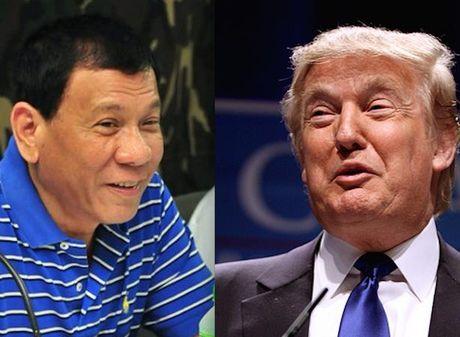 Tong thong Duterte nhan minh nho be, khen nuc no ong Trump - Anh 1