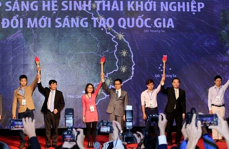 600 ty dong - thuong vu goi von thanh cong nhat cua start-up Viet - Anh 1