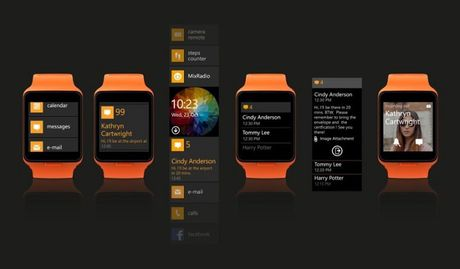Lo video tren tay smartwatch khong bao gio ra mat cua Nokia - Anh 1