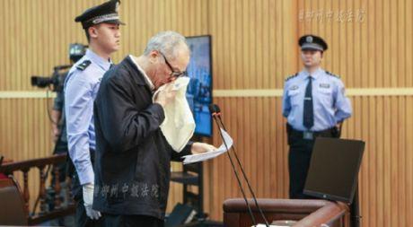 Trung Quoc ket an tu hinh nguyen Chu tich Chinh Hiep tinh Quang Dong - Anh 1