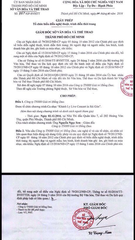 Khanh Ly lan dau thuc hien liveshow o Sai Gon sau 41 nam - Anh 4