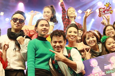 Nhu Minh - Ha My dang quang 'Nhi tai nang 2016' - Anh 6