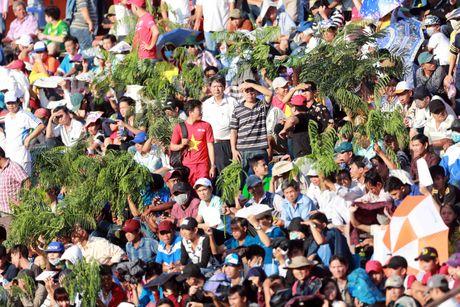 TRUC TIEP Viet Nam - Avispa Fukuoka: Xuan Truong, Cong Phuong da chinh - Anh 4