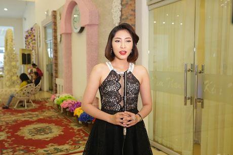 Hoa hau Dang Thu Thao, Ngoc Diem, dien vien Hien Mai van dong gop quy 'Nang buoc tuong lai' - Anh 2