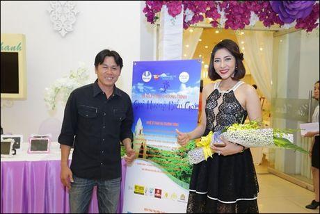 Hoa hau Dang Thu Thao, Ngoc Diem, dien vien Hien Mai van dong gop quy 'Nang buoc tuong lai' - Anh 5