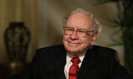 Warren Buffett: 'Donald Trump xung dang duoc ton trong' - Anh 1