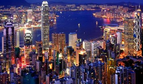 Gia va doanh thu BDS o Hongkong tang nhung khong deu - Anh 1