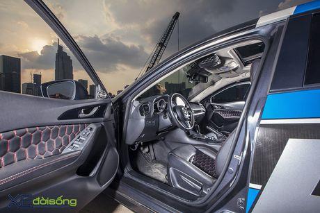 Mazda3 do dep hut hon cua 'than den' Khac Trung - Anh 11