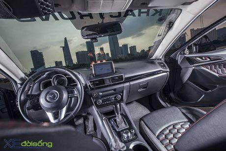 Mazda3 do dep hut hon cua 'than den' Khac Trung - Anh 12