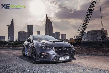 Mazda3 do dep hut hon cua 'than den' Khac Trung - Anh 5