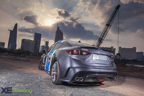 Mazda3 do dep hut hon cua 'than den' Khac Trung - Anh 6