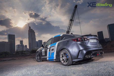 Mazda3 do dep hut hon cua 'than den' Khac Trung - Anh 8