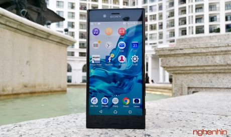 Danh gia Sony Xperia XZ: tinh te, chat luong va... hoi dat - Anh 1