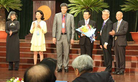 Kieu bao kien nghi giai phap phat trien TP Ho Chi Minh - Anh 1