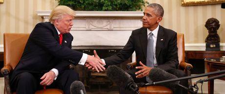 Donald Trump giao 'pho tuong' Mike Pence phu trach chuyen giao quyen luc - Anh 2