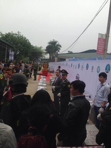 Chieu nay, chinh thuc tieu huy 2 tan nga voi tai Soc Son-Ha Noi - Anh 4