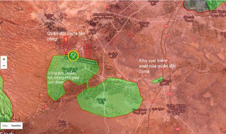 Quan doi Syria dot pha tuyen phong thu phien quan - Anh 2