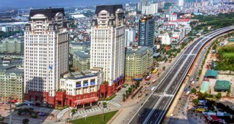 Nam 2016: GRDP Thanh pho du kien tang 8,03% - Anh 1