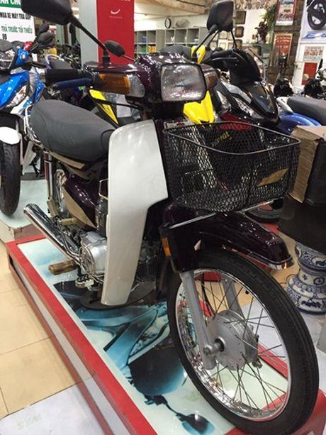 Honda Dream II hang 'zin' duoc tra gia 320 trieu khong ban - Anh 1