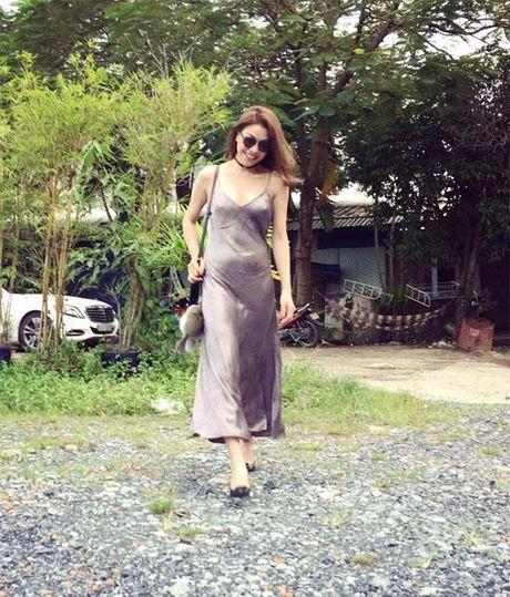 Sexy, nong bong, dan ong me met la the nhung Tra Ngoc Hang van dau kho vi tinh - Anh 6