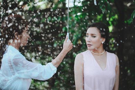 Ho Quynh Huong khong muon vuong scandal tinh ai - Anh 5