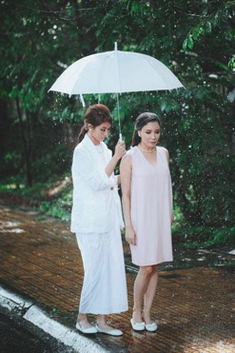 Ho Quynh Huong khong muon vuong scandal tinh ai - Anh 7