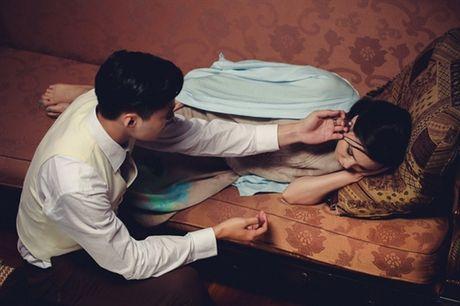 Ho Quynh Huong khong muon vuong scandal tinh ai - Anh 9