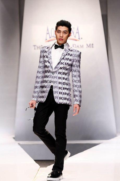Nhung lan 'da cheo' san, dien catwalk cua cac 'chien binh' The Remix - Anh 8