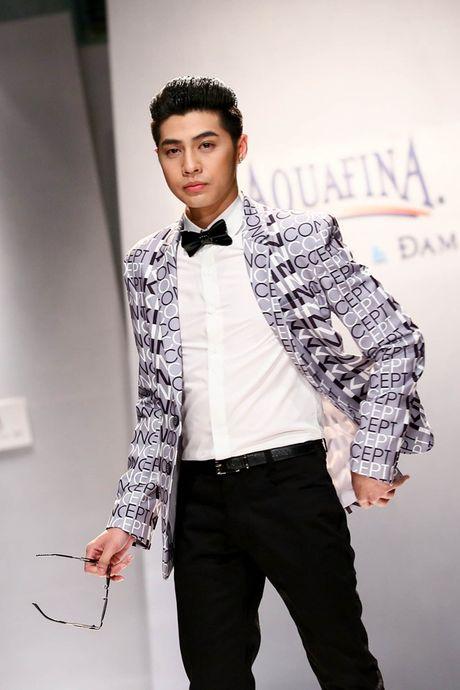 Nhung lan 'da cheo' san, dien catwalk cua cac 'chien binh' The Remix - Anh 9