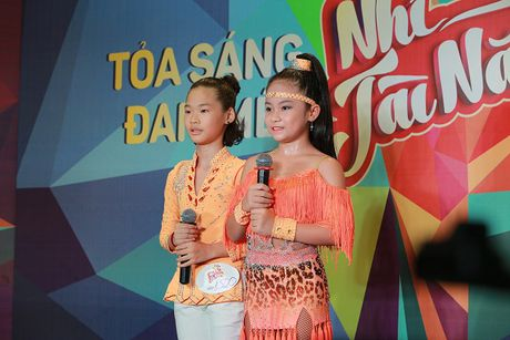 Nhu Minh - Ha My xuat sac dang quang Nhi tai nang 2016 - Anh 1