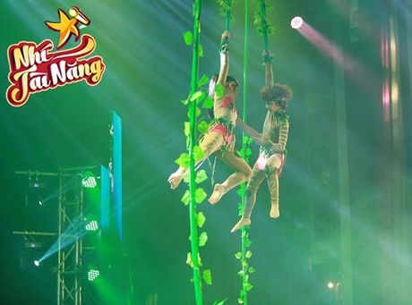 Nhu Minh - Ha My xuat sac dang quang Nhi tai nang 2016 - Anh 2