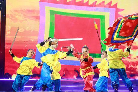 Nhu Minh - Ha My xuat sac dang quang Nhi tai nang 2016 - Anh 3