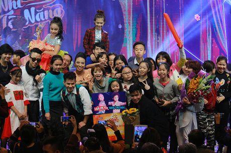 Nhu Minh - Ha My xuat sac dang quang Nhi tai nang 2016 - Anh 5