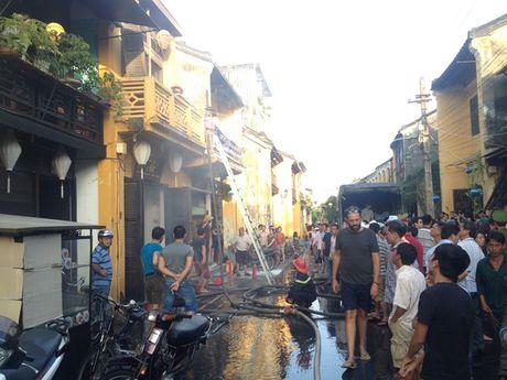 Quang Nam: Chay nha co tai Hoi An - Anh 4