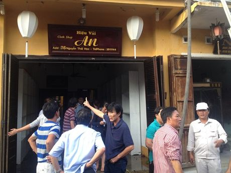 Quang Nam: Chay nha co tai Hoi An - Anh 8