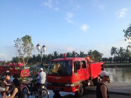 Quang Nam: Chay nha co tai Hoi An - Anh 9