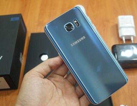Can canh mau sac xanh coral moi tren Galaxy S7 edge - Anh 4