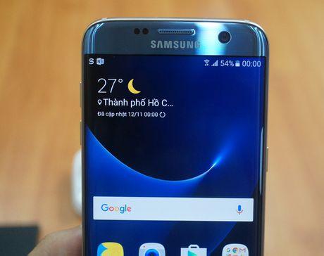 Can canh mau sac xanh coral moi tren Galaxy S7 edge - Anh 7