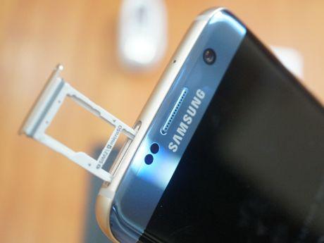 Can canh mau sac xanh coral moi tren Galaxy S7 edge - Anh 8