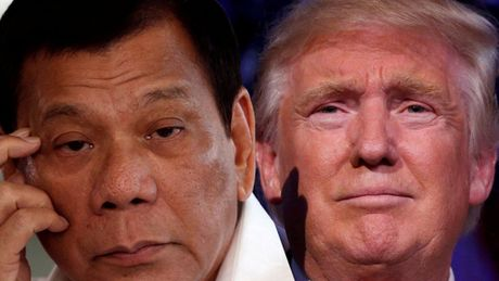 Tong thong Duterte: Toi that nho be khi dat canh ong Trump - Anh 2