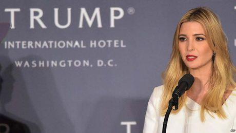 Ivanka Trump - co con gai dung sau thanh cong cua Donald Trump - Anh 1