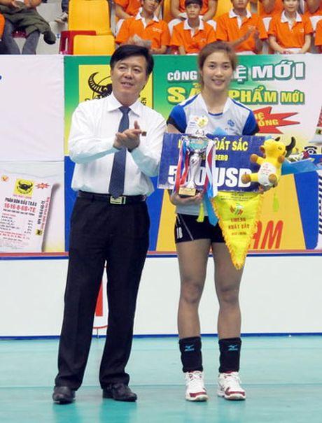 Cai ket buon cho hotgirl mot thoi cua bong chuyen Viet - Anh 1