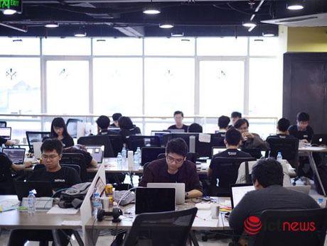 Dong sang lap Up Co-working Space: Hay startup neu khat khao tao gia tri moi cho xa hoi - Anh 2