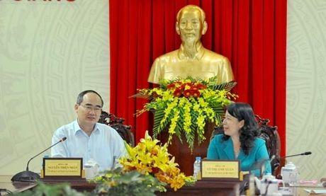 BAN TIN MAT TRAN: Muon san pham nong nghiep tieu thu tot phai co chung nhan an toan - Anh 1