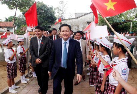 Pho Thu tuong Vuong Dinh Hue du ngay hoi dai doan ket tai Cua Lo - Anh 1
