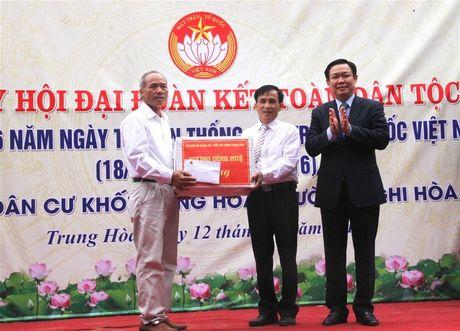 Pho Thu tuong Vuong Dinh Hue du ngay hoi dai doan ket tai Cua Lo - Anh 3
